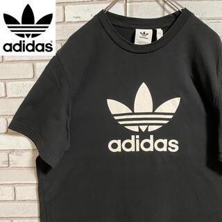アディダス(adidas)の90s 古着 アディダス トレフォイルロゴ ビッグシルエット 常田大希(Tシャツ/カットソー(半袖/袖なし))