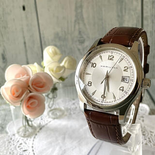 Hamilton - 【動作OK】HAMILTON ハミルトン 腕時計リンウッド  H184510