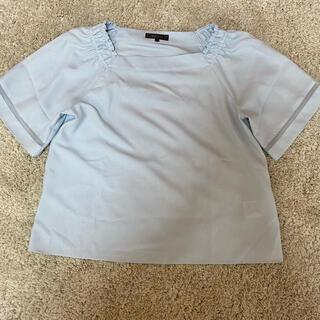 リフレクト(ReFLEcT)のカットソー ブラウス(カットソー(半袖/袖なし))