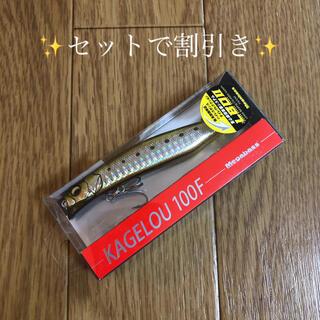 メガバス(Megabass)のメガバス カゲロウ100F(ルアー用品)