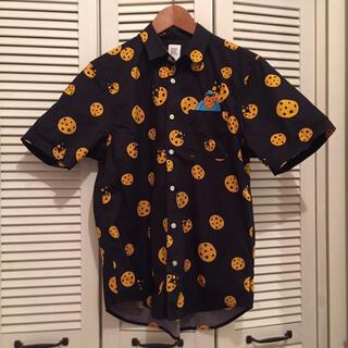 Design Tshirts Store graniph - 未使用 定価5478円 グラニフ クッキーモンスターシャツ