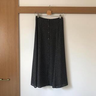 IENA SLOBE - IENA SLOBE  / ロングスカート
