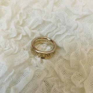 Tiffany & Co. - ティファニー 1837  リング 925 ヴィンテージ