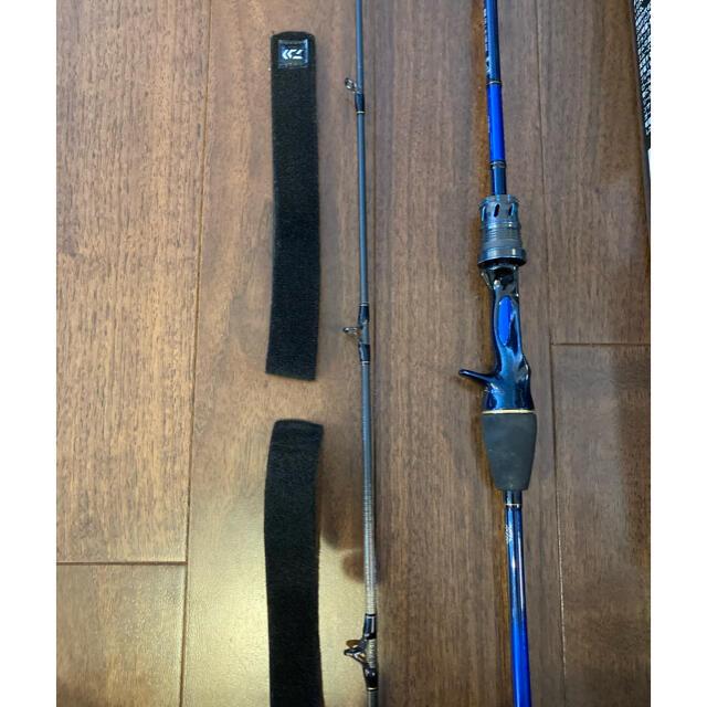 DAIWA(ダイワ)のダイワ極鋭コンセプトゲームL M-195 AGS スポーツ/アウトドアのフィッシング(ロッド)の商品写真