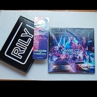 三代目 J Soul Brothers - 今市隆二 アルバム CHAOS CITY FC限定 CD DVD