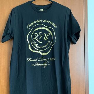 安室奈美恵 Finally Tシャツ(ミュージシャン)
