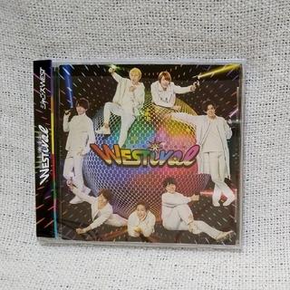 ジャニーズウエスト(ジャニーズWEST)のジャニーズWEST WESTival CD(ポップス/ロック(邦楽))