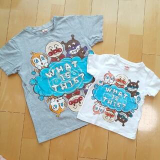 アンパンマン - アンパンマン❣️親子ペアTシャツsizeS&100