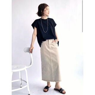 IENA - 新品未使用 アッパーハイツ IENA スカート Sサイズ