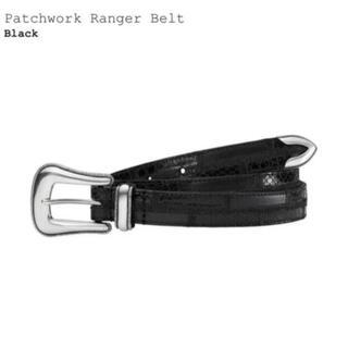 Supreme - 【S/M 】Supreme Patchwork Ranger Belt