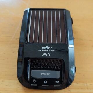 ユピテル(Yupiteru)のユピテル supercat a1(レーダー探知機)