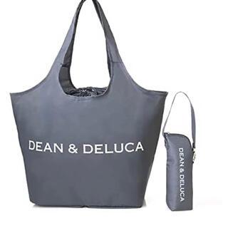DEAN&DELUCA保冷ボトルケースとレジカゴバッグ
