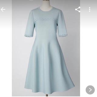 "FOXEY - FOXEY未使用🍀銀座限定Knit Dress""Torte""38"
