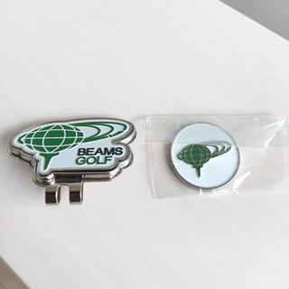 BEAMS - ビームスゴルフ BEAMS GOLF ゴルフマーカー クリップ