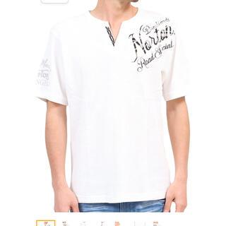 ノートン(Norton)のNorton ヘンリーT 未使用(Tシャツ/カットソー(半袖/袖なし))