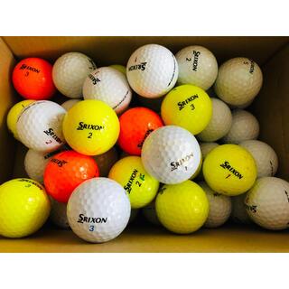 スリクソン(Srixon)のSRIXONロストボール40個(ゴルフ)