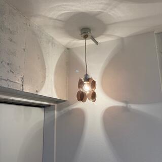 フランフラン(Francfranc)のペンダントライト 装飾取り外しできます シャンデリア フランフラン(天井照明)