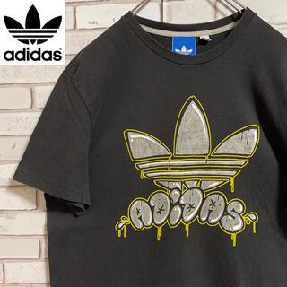 アディダス(adidas)の90s 古着 アディダス L トレフォイルロゴ ビッグシルエット 常田大希(Tシャツ/カットソー(半袖/袖なし))