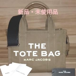 MARC JACOBS - 【新品・未使用品】マークジェイコブス ロゴトートバッグ 確実正規品