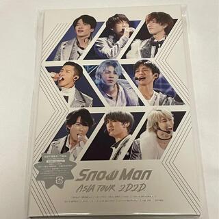Snow Man ASIA TOUR 2D.2D. 通常盤 BluRay