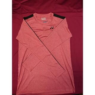 ヨネックス(YONEX)のバドミントン ヨネックス ロングスリーブTシャツ 16382Y(バドミントン)
