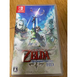 Nintendo Switch - 任天堂Switch ゼルダの伝説 スカイウォードソード HD Switch