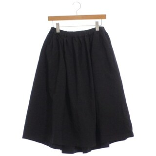 ブラックコムデギャルソン(BLACK COMME des GARCONS)のBLACK COMME des GARCONS ロング・マキシ丈スカート(ロングスカート)