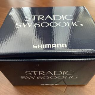 SHIMANO - STRADIC ストラディック sw6000hg 未使用 シマノ SHIMANO