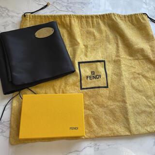 フェンディ(FENDI)のFENDI フェンディ ショップ袋 箱 セット売り(ショップ袋)