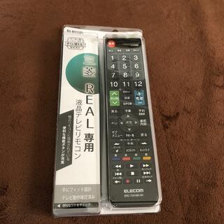 エレコム(ELECOM)のELCOM三菱 REAL 専用液晶TVリモコン(テレビ)