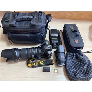 Nikon - NikonD750 70-200mm,24-85mmレンズセット