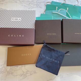 ティファニー(Tiffany & Co.)のCELINE・TIFFANY等ブランド箱 まとめ売り(ショップ袋)