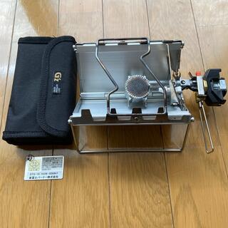 新富士バーナー - 新富士バーナー Gストーブ ST-320 シングルバーナー