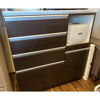 ニトリ - ニトリ 食器棚 キッチンボード カップボード 食器棚