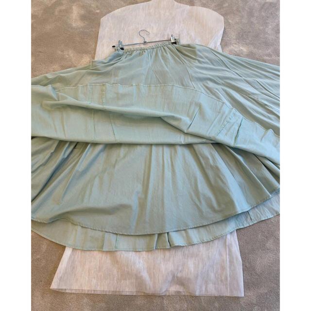 UNITED ARROWS(ユナイテッドアローズ)のユナイテッドアローズ ロングスカート  レディースのスカート(ロングスカート)の商品写真