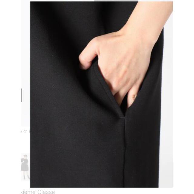 DEUXIEME CLASSE(ドゥーズィエムクラス)の新品未使用品 【CELERI/セルリ】 ワンピース レディースのワンピース(ひざ丈ワンピース)の商品写真