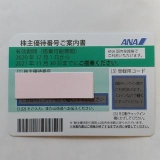 エーエヌエー(ゼンニッポンクウユ)(ANA(全日本空輸))のANA 全日空 株主優待券(その他)