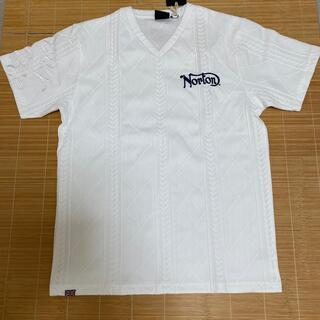 ノートン(Norton)のNorton VネックTシャツ(Tシャツ/カットソー(半袖/袖なし))