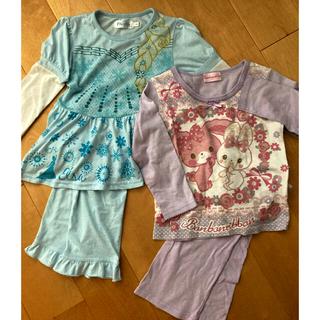 サンリオ(サンリオ)のパジャマ 2枚 セット 長袖(パジャマ)