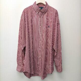 JOURNAL STANDARD - JS RELUME ×台風飯店 ラルフローレンリメイクシャツ