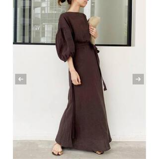 L'Appartement DEUXIEME CLASSE - L'Appartement  Linen Madam Dress