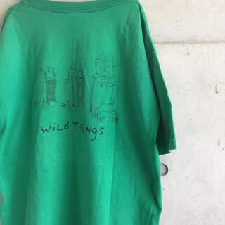 ワイルドシングス(WILDTHINGS)の2000年初期WILD THINGS tee(Tシャツ/カットソー(半袖/袖なし))