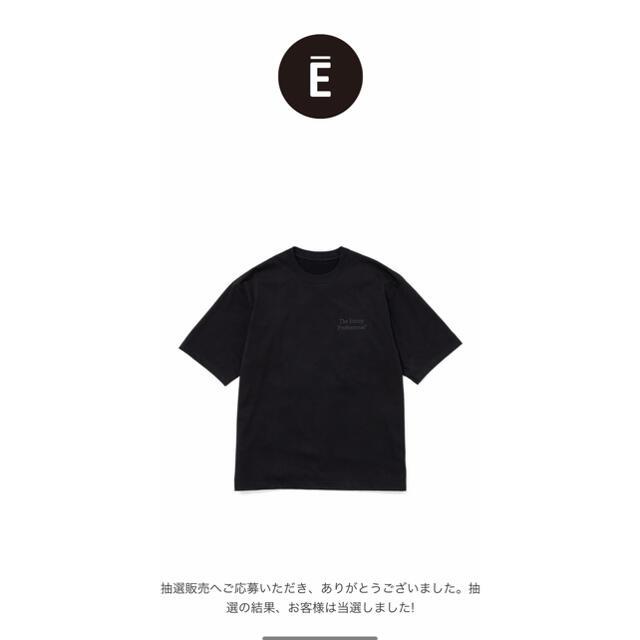 1LDK SELECT(ワンエルディーケーセレクト)のENNOY Professional Color T-Shirts サイズL メンズのトップス(Tシャツ/カットソー(半袖/袖なし))の商品写真