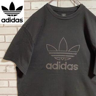 アディダス(adidas)の90s 古着 アディダス XL トレフォイルロゴ ビッグシルエット 常田大希(Tシャツ/カットソー(半袖/袖なし))