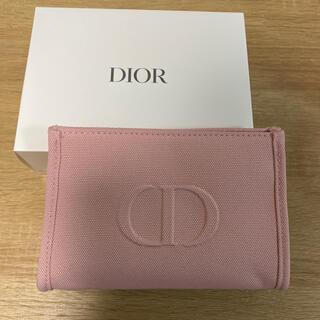 Dior - 新品箱付き ディオール ノベルティポーチ