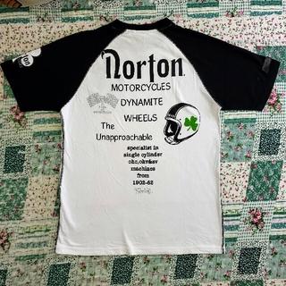 ノートン(Norton)のNORTON ノートン 半袖Tシャツ メンズ サイズXL(Tシャツ/カットソー(半袖/袖なし))