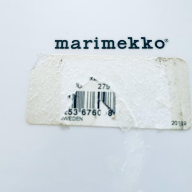 marimekko(マリメッコ)のマリメッコ  Marimekko ウニッコ トレー お盆 スウェーデン購入品 インテリア/住まい/日用品のキッチン/食器(テーブル用品)の商品写真