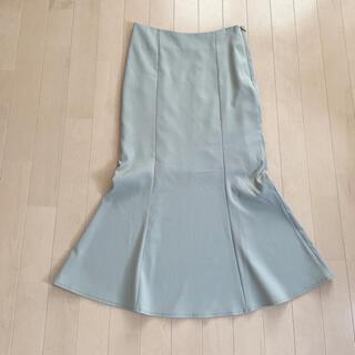 dholic - ディーホリック DHOLIC スリムマーメイドスカート