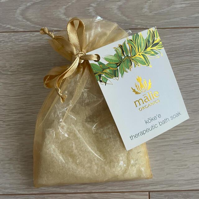 Malie Organics(マリエオーガニクス)のMalie マリエ バスソルト コスメ/美容のボディケア(入浴剤/バスソルト)の商品写真