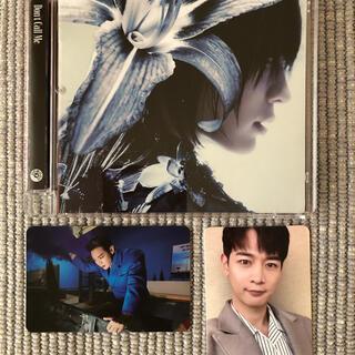 シャイニー(SHINee)の【ミノ】SHINee Don't Call Me ジュエルケースVer(K-POP/アジア)
